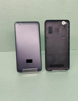 Задняя крышка (корпус) Xiaomi Redmi 4A, темно-серый