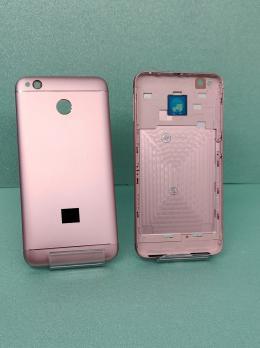 Задняя крышка (корпус) Xiaomi Redmi 4X, розовый