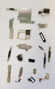 Внутренние корпусные части для iPhone 5S (набор металлических пластин)