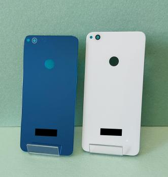 Задняя крышка Huawei Honor 8 Lite, PRA-TL-10, синяя