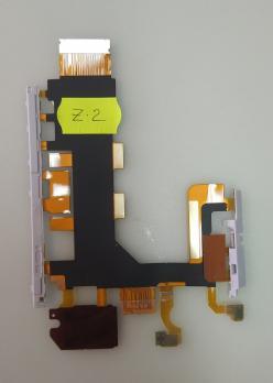 Шлейф межплатный Sony Xperia Z2, D6503