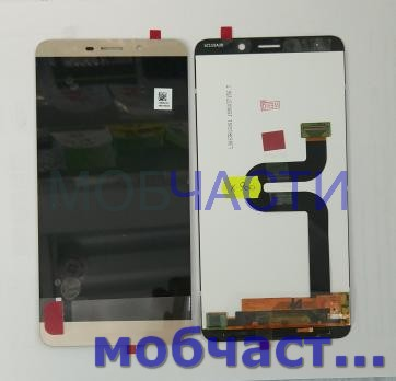 Дисплей с сенсором LeEco, LeTv Le Max X900, золото