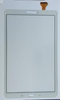 Сенсорное стекло (тачскрин) Samsung Galaxy Tab A, 10.1, SM T585, белый