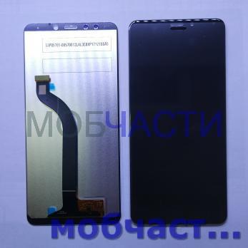 Дисплей с сенсором Xiaomi Redmi 5, mdg1, черный