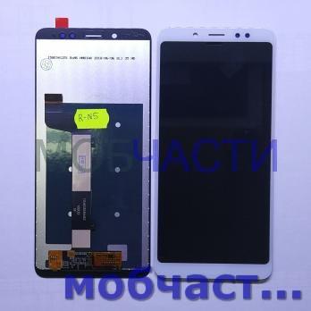 Дисплей с сенсором Xiaomi Redmi Note 5, Redmi Note 5 Pro, m1803e7sg, белый
