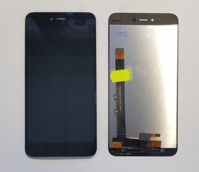 Дисплей с сенсором Xiaomi Redmi Note 5A, mdg6, черный