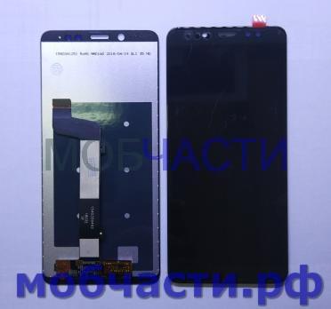 Дисплей с сенсором Xiaomi Redmi Note 5, Redmi Note 5 Pro, m1803e7sg, черный