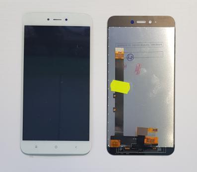 Дисплей с сенсором Xiaomi Redmi Note 5A, mdg6, белый