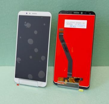 Дисплей с сенсором Huawei Y6 2018, ATU-L31, AUM-L41, Honor 7C, Enjoy 8, Honor 7A Pro, AUM-L29, белый