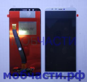 Дисплей с сенсором Huawei Y9 2018, FLA-LX1, белый