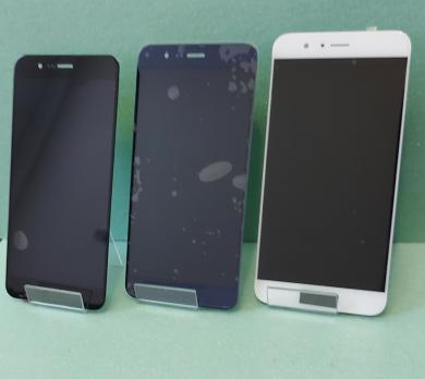 Дисплей с сенсором Huawei Honor 8 Pro, Honor V9, DUK-L09, черный