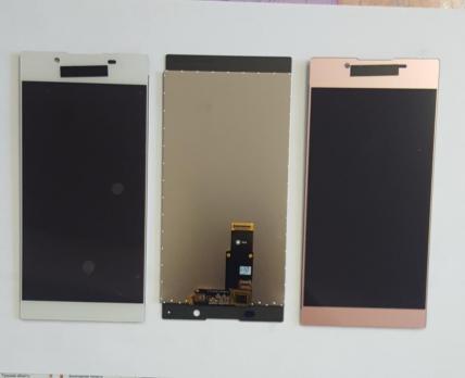 Дисплей с сенсором Sony Xperia L1, G3311, G3312, розовый