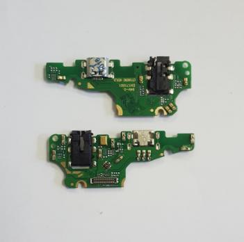 Нижняя плата с разъемом зарядки и микрофоном Huawei Nova 2i, RNE-L21