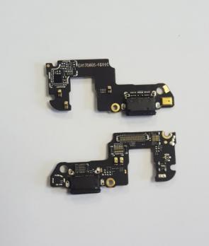 Нижняя плата с разъемом зарядки и микрофоном Huawei Honor 9, STF-L09