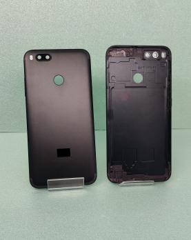 Задняя крышка (корпус) Xiaomi Mi A1, mdg2, черная