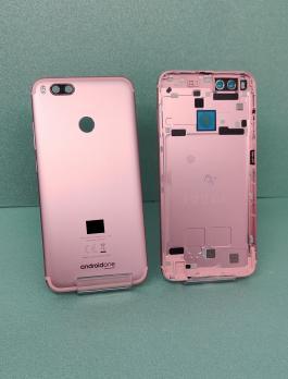 Задняя крышка (корпус) Xiaomi Mi A1, mdg2, розовая