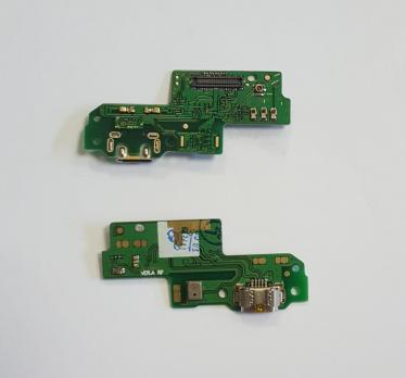 Нижняя плата с разъемом зарядки и микрофоном Huawei P9 Lite, VNS-L21