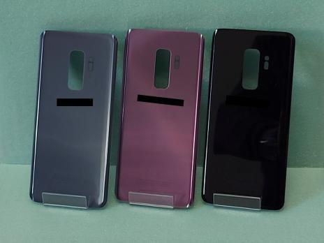 Задняя крышка Samsung Galaxy S9 Plus, SM G965f, серебро