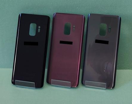 Задняя крышка Samsung Galaxy S9, SM G960f, серебро
