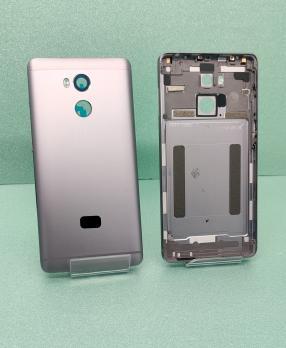 Задняя крышка (корпус) Xiaomi Redmi 4 Pro, серый