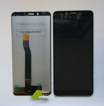 Дисплей с сенсором Xiaomi Redmi 6, Redmi 6A, m1804c3dg, черный