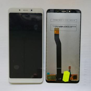 Дисплей с сенсором Xiaomi Redmi 6, Redmi 6A, m1804c3dg, белый
