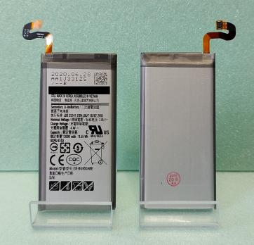 Аккумулятор Samsung Galaxy S8, SM G950F, EB-BG950ABE, 3000mAh