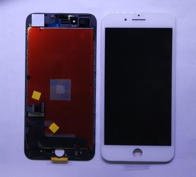 Дисплей с сенсором iPhone 7, белый, переклеенная матрица