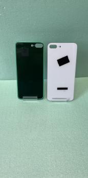 Задняя крышка iPhone 8 Plus, серебро