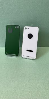 Задняя крышка iPhone 8, серебро