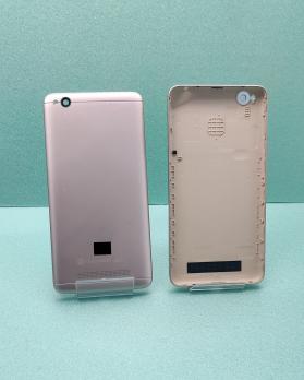 Задняя крышка (корпус) Xiaomi Redmi 4A, золото