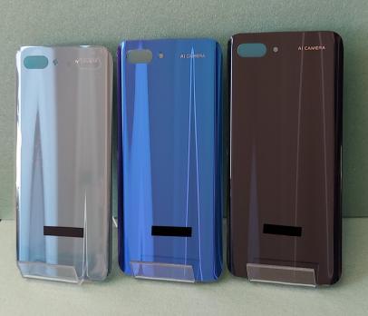 Задняя крышка Huawei Honor 10, COL-L29, синяя