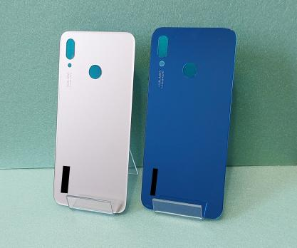 Задняя крышка Huawei P20 Lite, Nova 3E, ANE-LX1, синяя