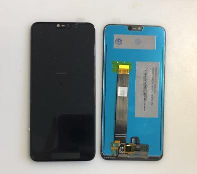 Дисплей с сенсором Nokia 7.1, TA-1095, черный