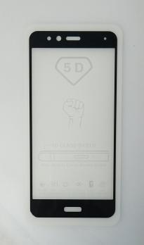 Защитное стекло 5d 9h для Huawei P10 Lite, WAS-LX1, черное