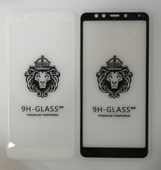 Защитное стекло 5d, для Xiaomi Redmi 5, mdg1, белое