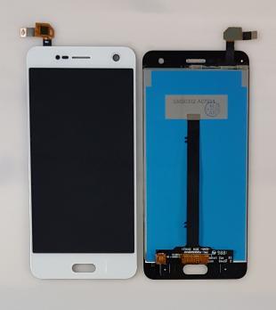 Дисплей с сенсором ZTE Blade V8, белый