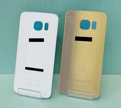 Задняя крышка Samsung Galaxy S6 Edge, SM G925f, белая