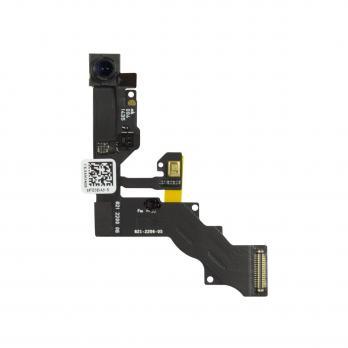 Шлейф iPhone 6g, на сенсор, с фронтальной камерой