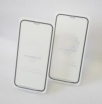 Защитное стекло 5d 9h, для Apple iphone XR, iphone 11, 6.1, черное