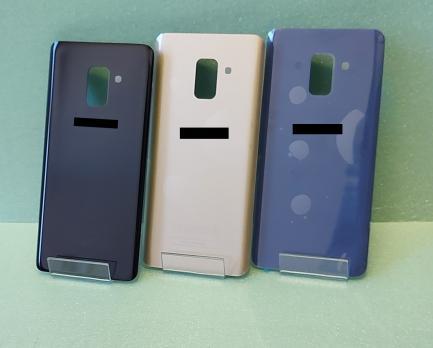 Задняя крышка Samsung Galaxy A8 2018, SM A530, черная