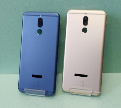 Задняя крышка (корпус) Huawei Nova 2i, RNE-L21, Mate 10 Lite, RNE-L01, золото