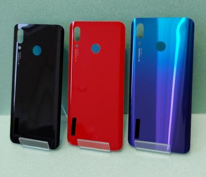 Задняя крышка Huawei Nova 3, PAR-LX1, красная