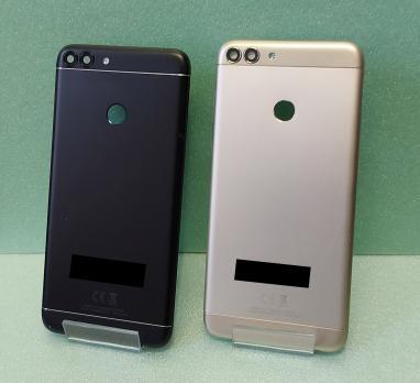 Задняя крышка (корпус) Huawei P-Smart, FIG-LX1, Honor 7S, черная
