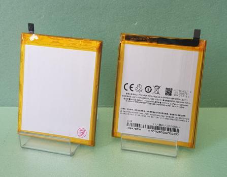 Аккумулятор Meizu M6, m711h, BA711, 3000mAh
