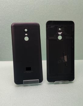 Задняя крышка (корпус) Xiaomi Redmi 5 Plus, meg7, mee7, черный