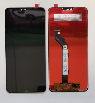 Дисплей с сенсором Xiaomi Mi 8 Lite, m1808d2tg, черный