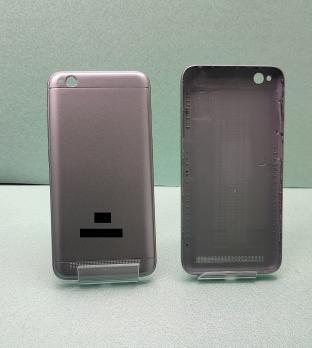 Задняя крышка (корпус) Xiaomi Redmi 5A, mcg3b, серый