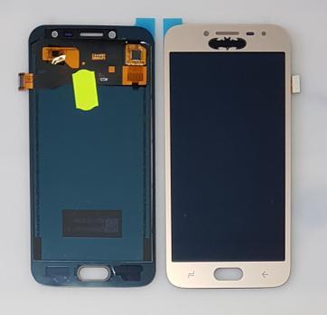 Дисплей с сенсором Samsung Galaxy J2 2018, SM J250F/H/DS, золото, TFT