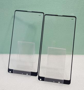 Защитное стекло 5d, для Xiaomi Mi Mix 2, Mi Mix 2S, черное